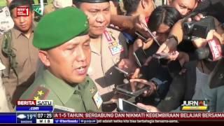 Ribuan Personel TNI-Polri Amankan Liburan Raja Salman di Bali