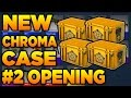 CSGO - NEW CHROMA CASE 2 OPENING/UNBOXING (Counter Strike: Global Offensive