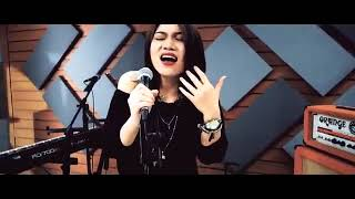 Perih -  ( Rock Cover  ) by Jeje GuitarAddict ft Shella Ikhfa
