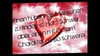 Repeat youtube video Niemand ist perfekt! - Sprüche für's Herz ♥