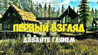 видео The Elder Scrolls V: Skyrim Прохождение на русском
