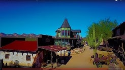 Goldfield Ghost Town - Best Family Fun - Arizona 2018