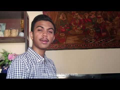 """Muhammad, Indonesia – """"Green Living"""" 