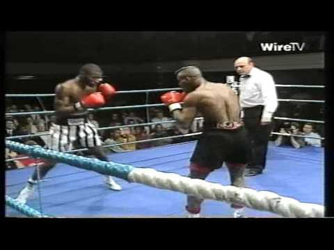 Gary Logan vs Ojay Abrahams 1