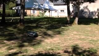 Greenmow sully sur loire robots tondeuses très grandes surfaces