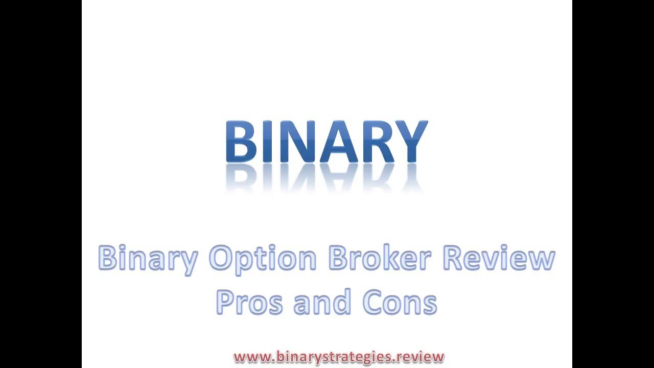 Binary Broking