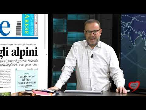 I giornali in edicola - la rassegna stampa 02/03/2021