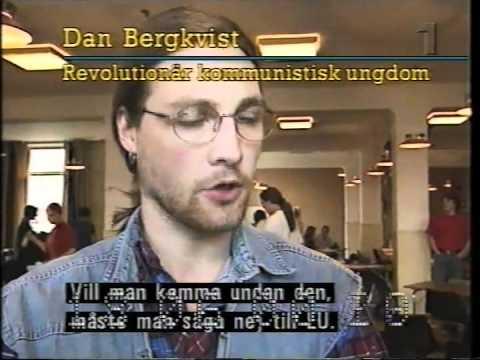 RKU:s grundande - klipp från Aktuellt 21 maj 1994