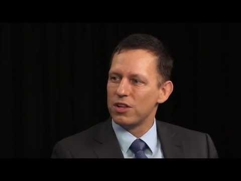 Peter Thiel on Innovation and Stagnation