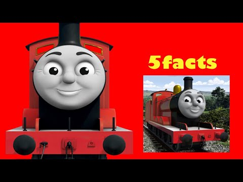 5facts James