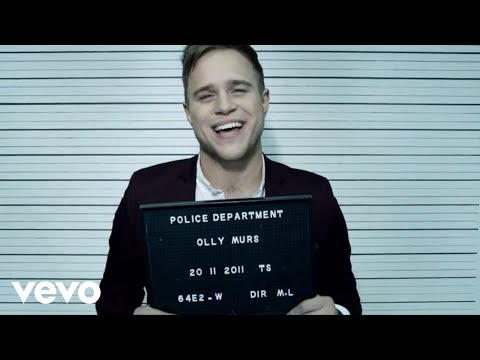 Olly Murs - Dance With Me Tonight (Official Video)