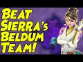 How to Beat Team Rocket Sierra NEW Beldum Team Pokemon GO