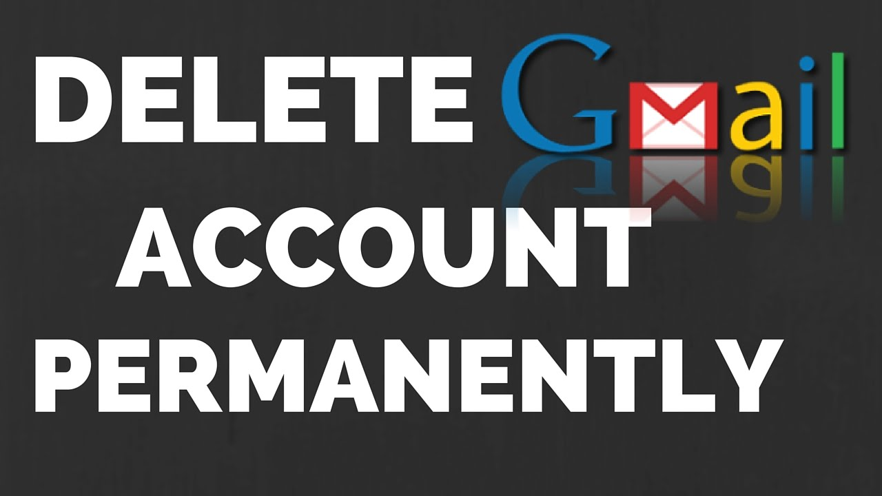 remove account from gmail login