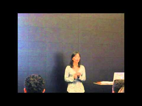 Pinterest's Tram Nguyen speaks at Stanford DME 2015 (5/28/15)