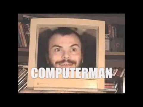 computerman jack black