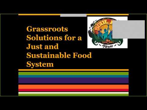 Leah Penniman: Grassroots solutions for a just and sustainable food system