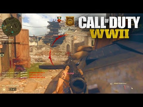 COD WW2 Beta Q&A! - Ask Me Any & All of Your Questions! (COD WW2 Early Beta Gameplay)