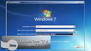 Como Formatar e Instalar o Windows 7 Fácil