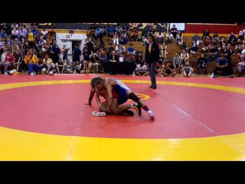 2014 Canada Cup: 48 kg Final Carolina Castillo (COL) vs. Jessica MacDonald (CAN)
