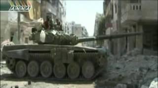 Алеппо. Новый виток
