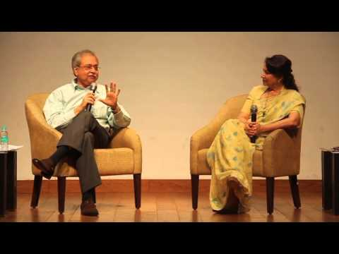 Sharmila Tagore in conversation with Rudrangshu Mukherjee