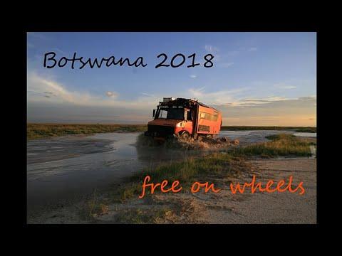 Africa Tour - Botswana 2018 / UNIMOG