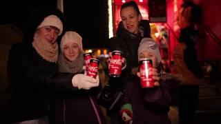 Piła - Świąteczna Ciężarówka Coca-Cola! | #jakMikołaj