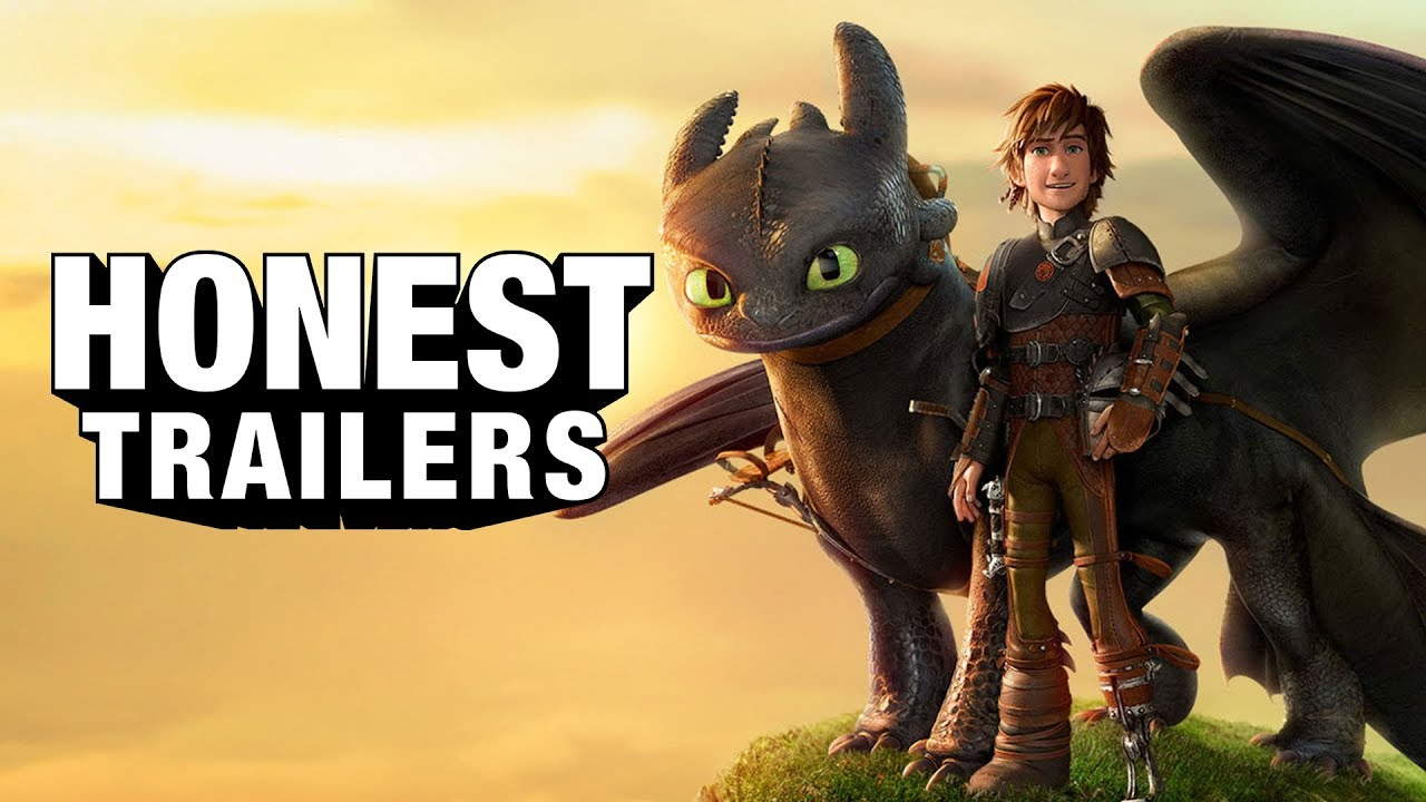 Honest Trailers - How to Train Your Dragon