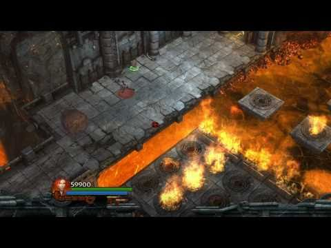 Lara Croft and the Guardian of Light (PC, Solo) - 12 - Stronghold Passage (1/2) |