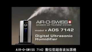 瑞士AIR-O-SWISS U7142 產品介紹