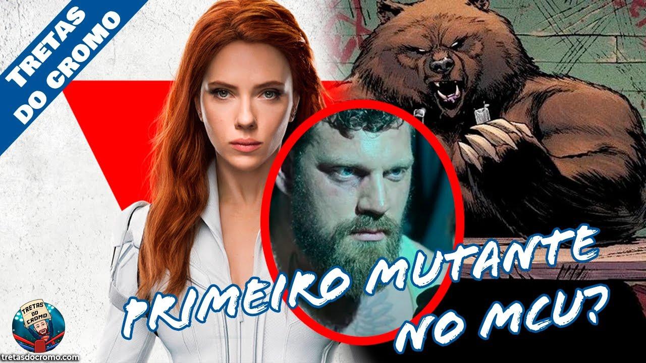 Actor de Black Widow Diz que Interpretou o Primeiro Mutante do MCU