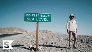 Death Valley Devil's Golf Course | Adventures In Golf Season 3