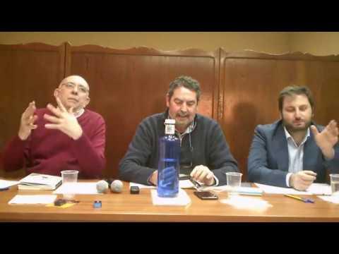 """Presentación del libro """"El oficio de resistir"""" de Javier Aristu - 1"""