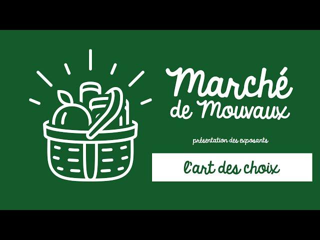 Le marché à Mouvaux, c'est le jeudi de 8h à 13h : On vous présente L'Art des choix