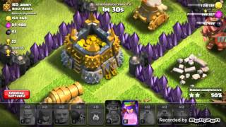 Cura al 6+ tesla al 6! CLASH OF CLANS #6