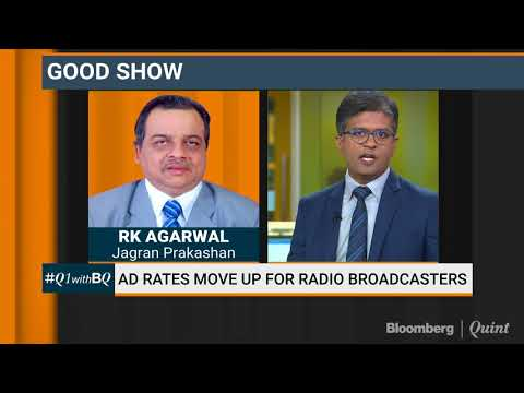 #Q1WithBQ: Music Broadcast Expects A 'Very Sharp' Uptick In Profit In FY19