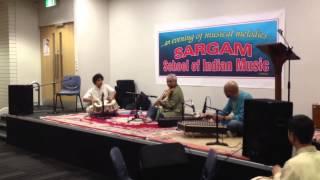 Violin rendition by Shri Professor Sukhdev Madhur ji of Sar