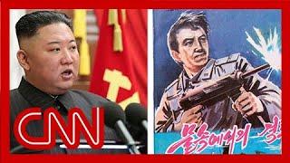 North Korea's propaganda machine