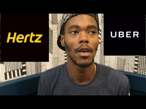 Uber Drivers Renting A Car Through Hertz. What Has Changed?