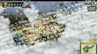 Civ 5 in 5 Mins: Magic in Morocco
