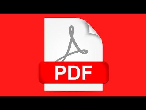 Como usar el PDF / Academicamente