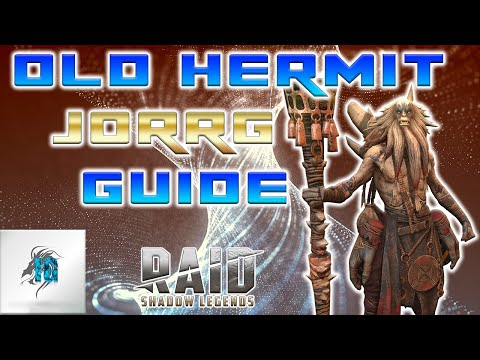 Old Hermit Jorrg Guide
