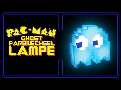 Die Pacman-Leuchte