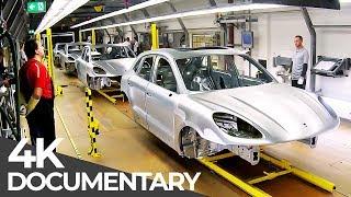 Porsche: High-Level Car Manufacturer   Mega Manufacturing   Free Documentary