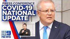 Coronavirus: Scott Morrison provides COVID-19 update | Nine News Australia