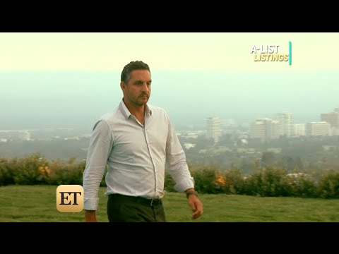 Mauricio Umansky Discusses Celebrity Real Estate With ET