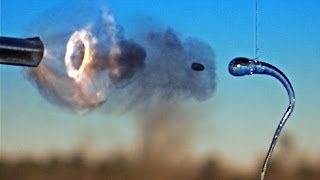 Gambar cover .38 Special vs Prince Ruperts Drop at 170,000 FPS - Smarter Every Day 169