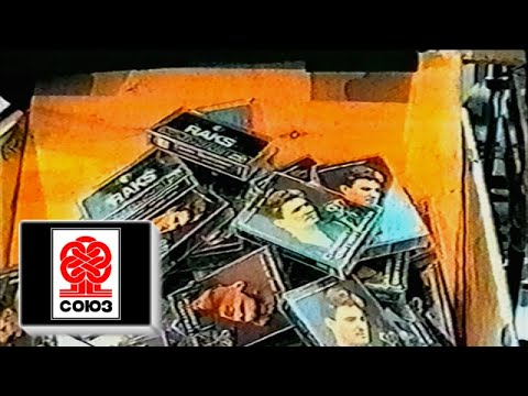 (Реклама на VHS) Студия Союз (Татарстан) (Союз, 1997) (50fps)