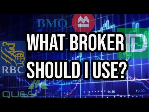 What Stock Broker Should I Use? | Investing 101