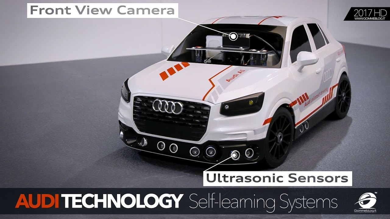 FUTURE TECHNOLOGY How Audi Cars Get Smarter YouTube - Future audi cars